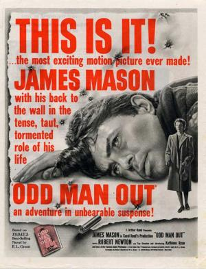 odd man out movie poster 1947 1020435561