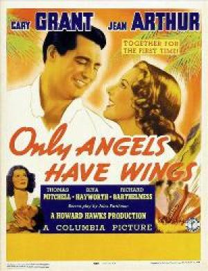 only angels have wings movie poster 1939 1010456899