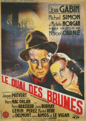 port of shadows movie poster 1938 1020543278